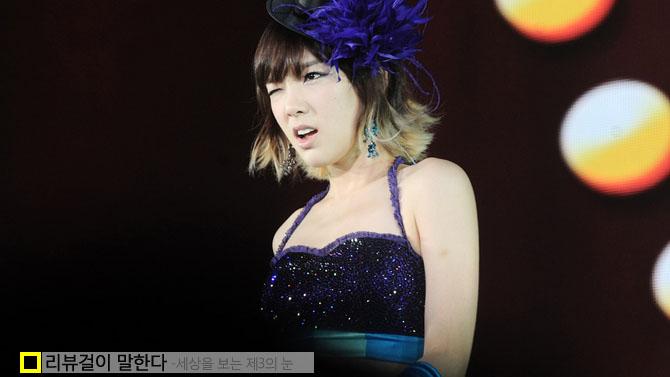 태연 란제리룩 시스루 몸매 `충격` 소녀시대 홍콩 콘서트 레이디 마멀레이드 의상