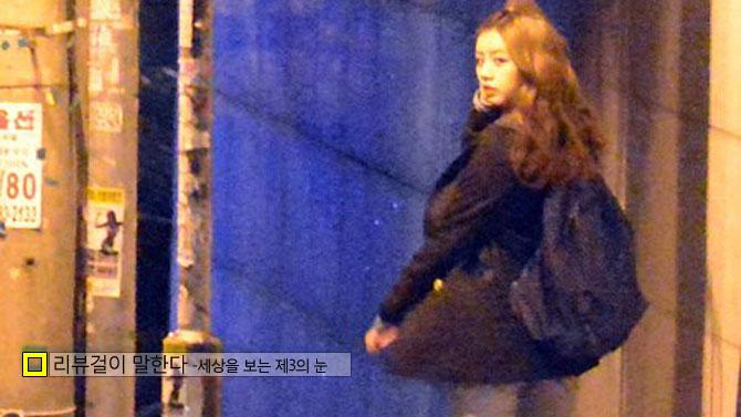 토니안 혜리 열애 증거…'최지연 진짜 짝 아님' 드러나