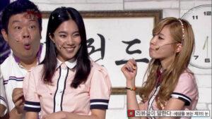 김나희 신보라 기죽이는 미모