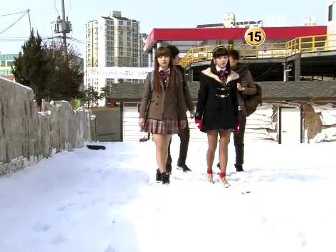 수지 아이유 다리 비교 알고 보니 포토샵 사진