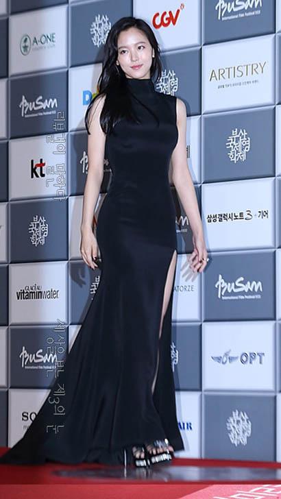 강한나 반전 드레스