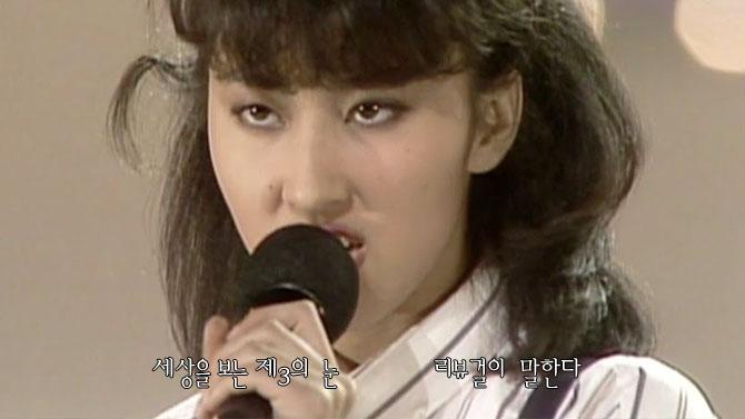 김완선 데뷔초