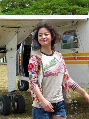 김태희 폭탄 머리 '촌티 패션+귀여운 헤어스타일' 미모의 과거 사진